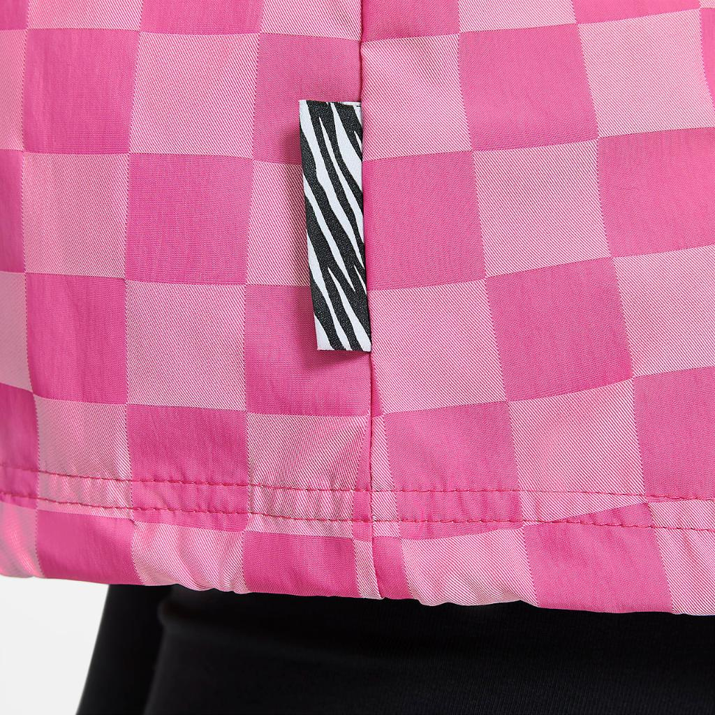 Nike Sportswear Icon Clash Women's Coaches' Jacket (Plus Size) DC6951-615