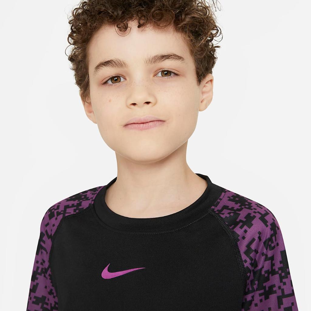 Nike Dri-FIT Big Kids' (Boys') Training T-Shirt DC7656-010