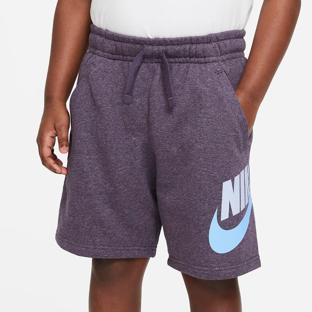 Nike Sportswear Club Big Kids' (Boys') Shorts (Extended Size) DD2750-573