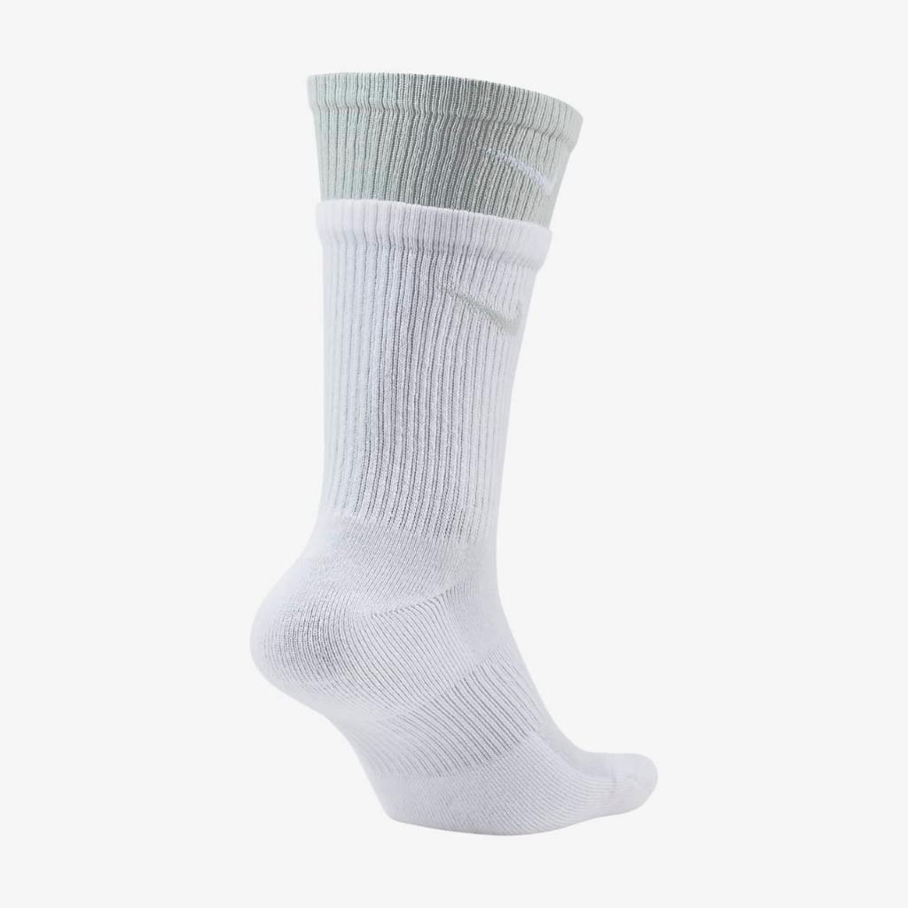 Nike Everyday Plus Cushioned Training Crew Socks DD2795-100