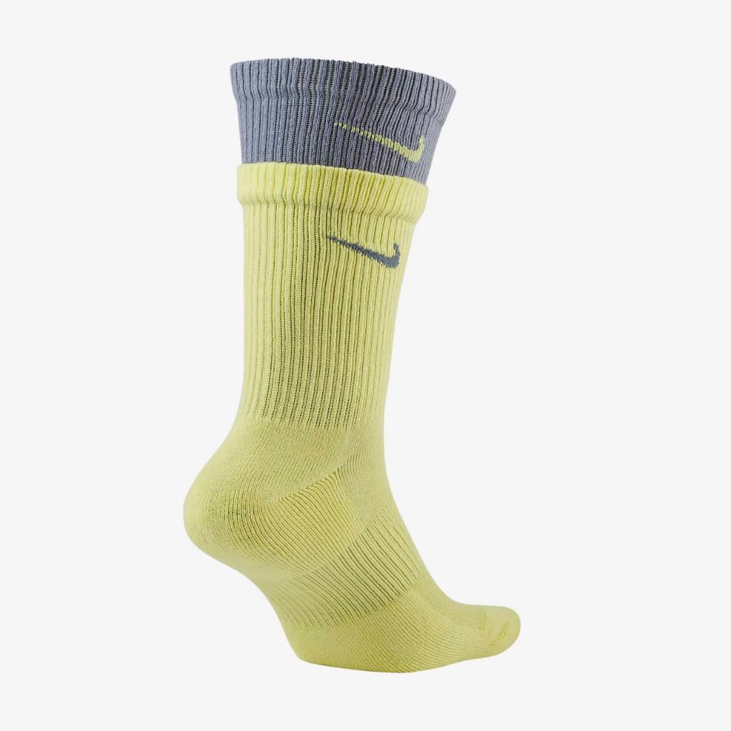 Nike Everyday Plus Cushioned Training Crew Socks DD2795-712