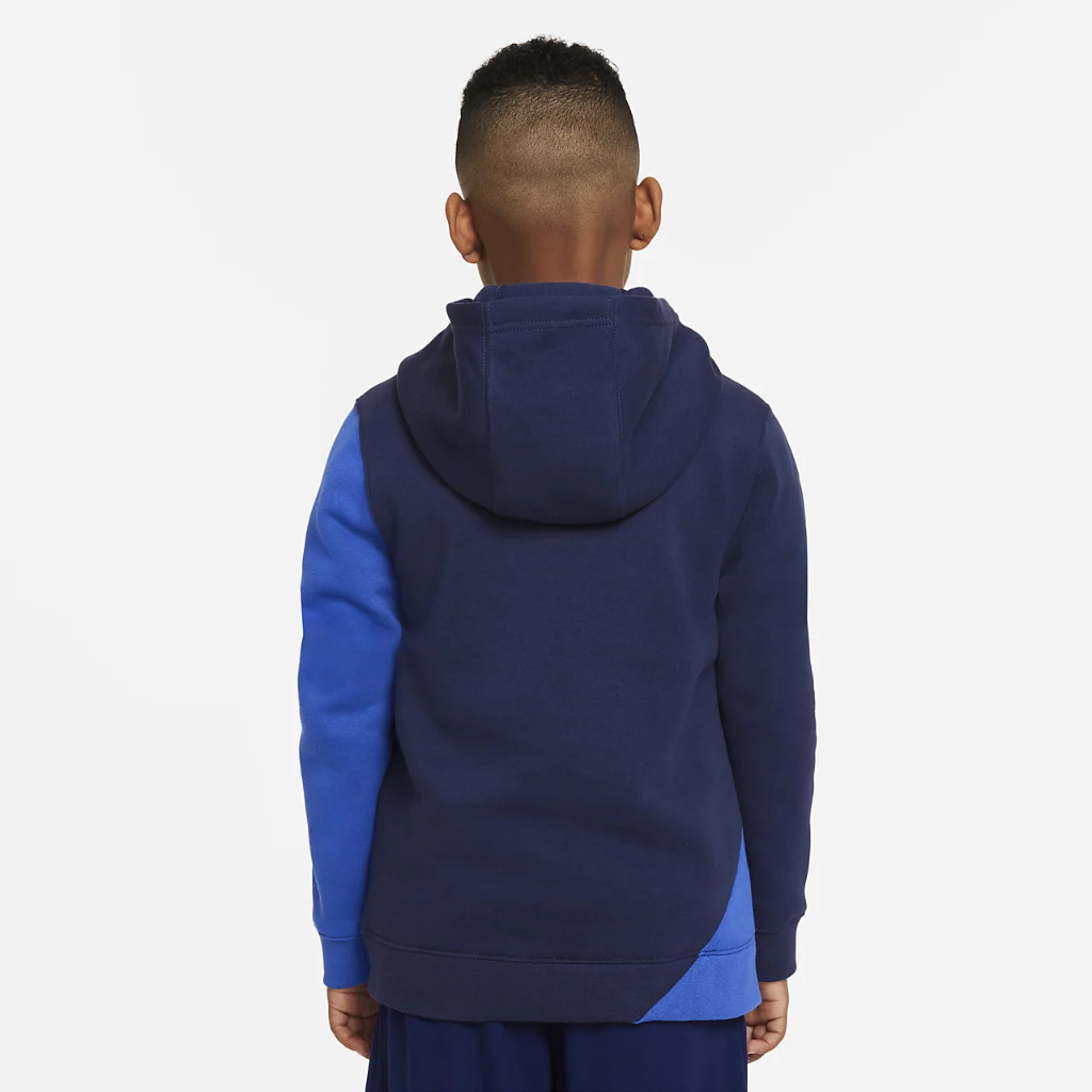 Nike Sportswear Big Kids' (Boys') Pullover Hoodie DD5060-410