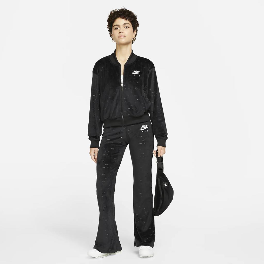 Nike Air Women's Velour Mid-Rise Pants DD5451-010