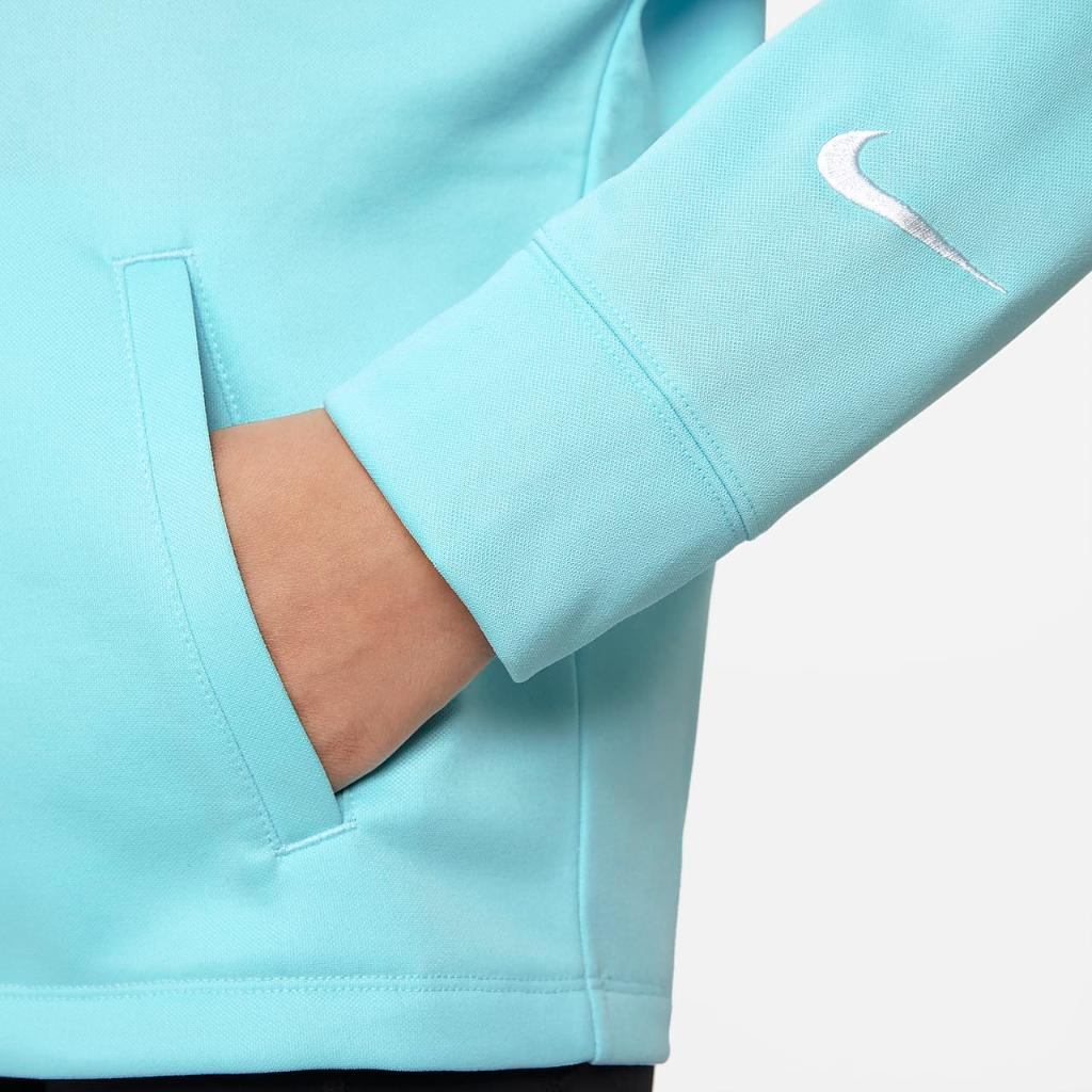 Nike Therma-FIT Big Kids' (Girls') Training Hoodie DD7618-482