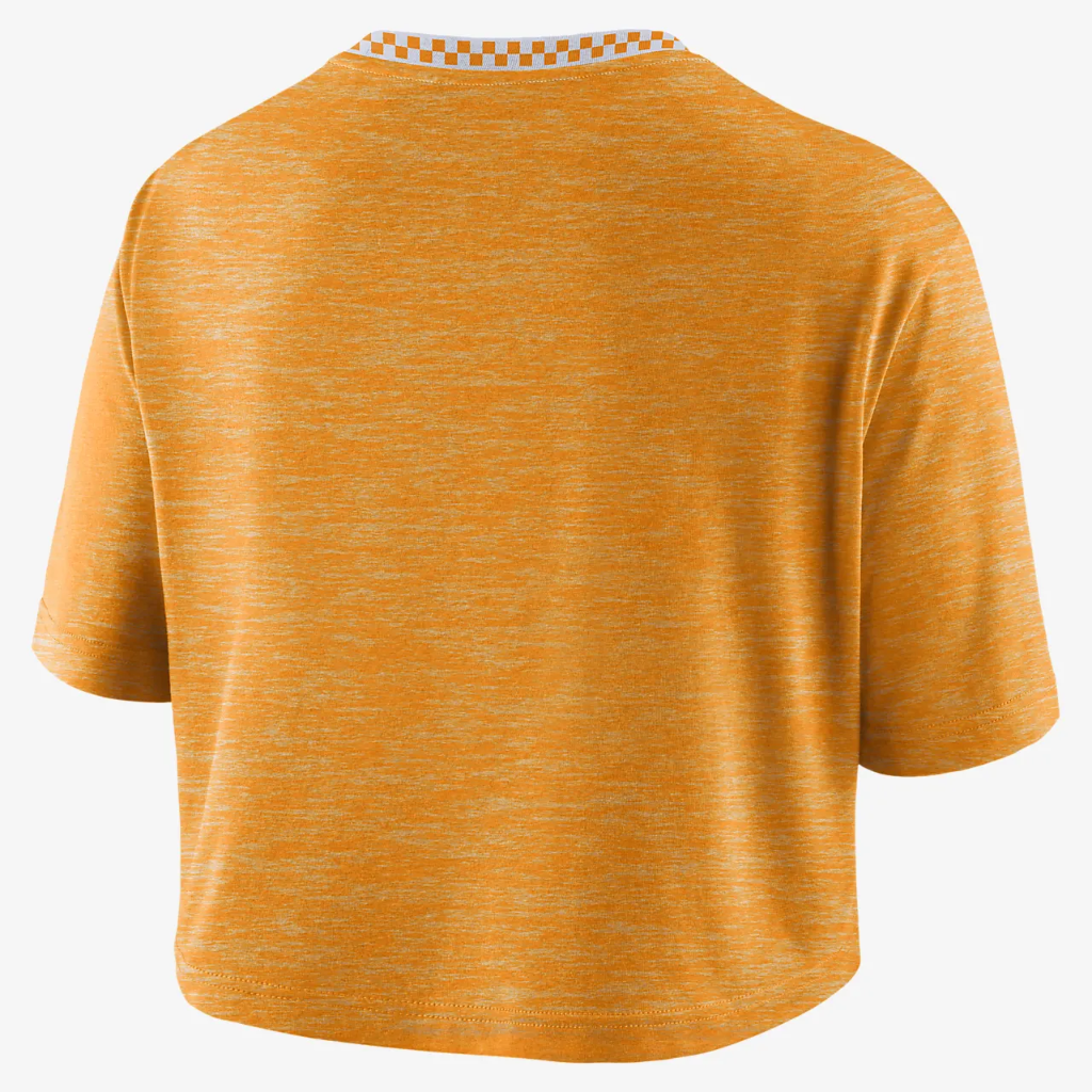 Nike College (Tennessee) Women's Crop T-Shirt DD7950-873