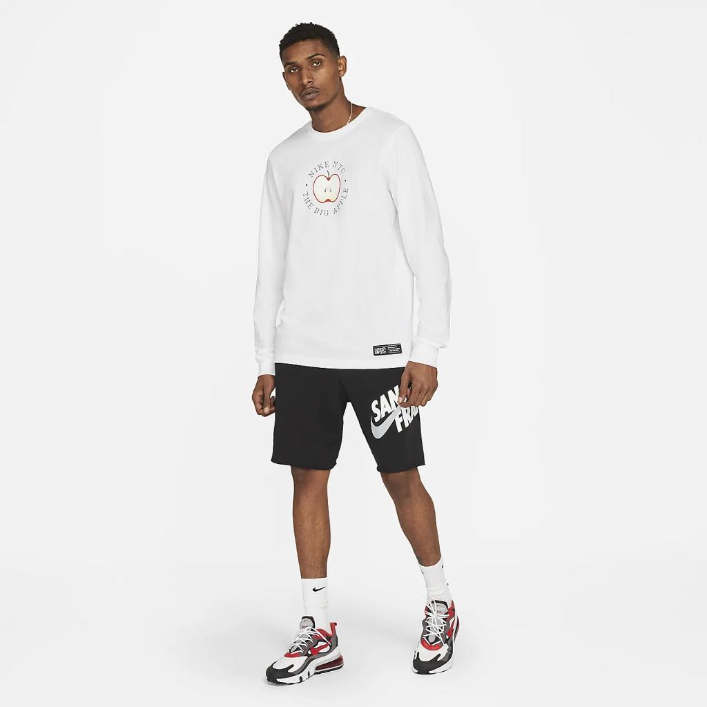 Nike Sportswear Men's Long-Sleeve T-Shirt DD8975-100