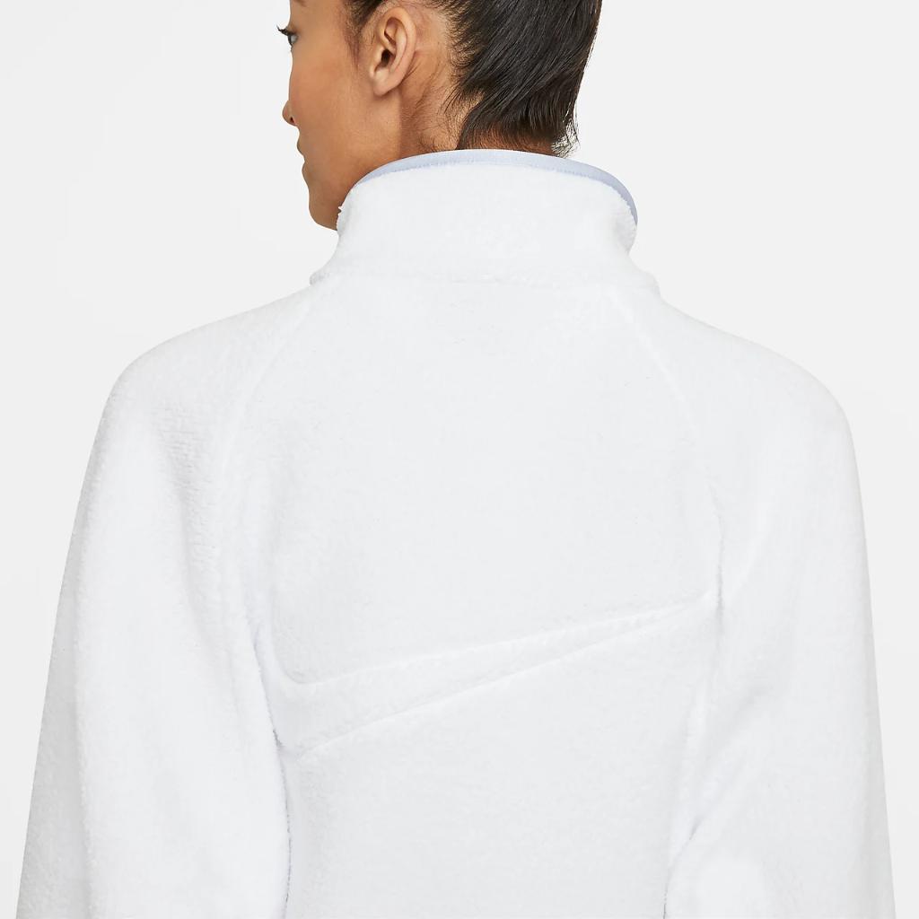 Nike Sportswear Women's Sherpa Jacket DD9076-100