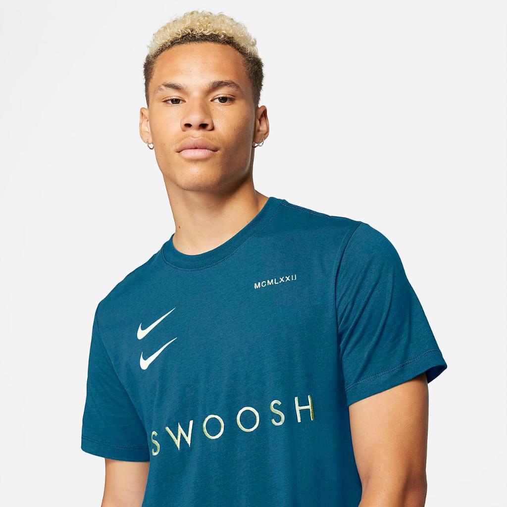 Nike Sportswear Swoosh Men's T-Shirt DH0029-499