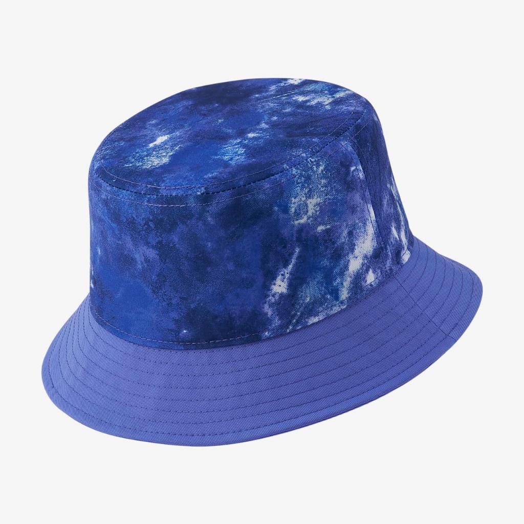 Nike Big Kids' Tie-Dye Bucket Hat DH1095-500
