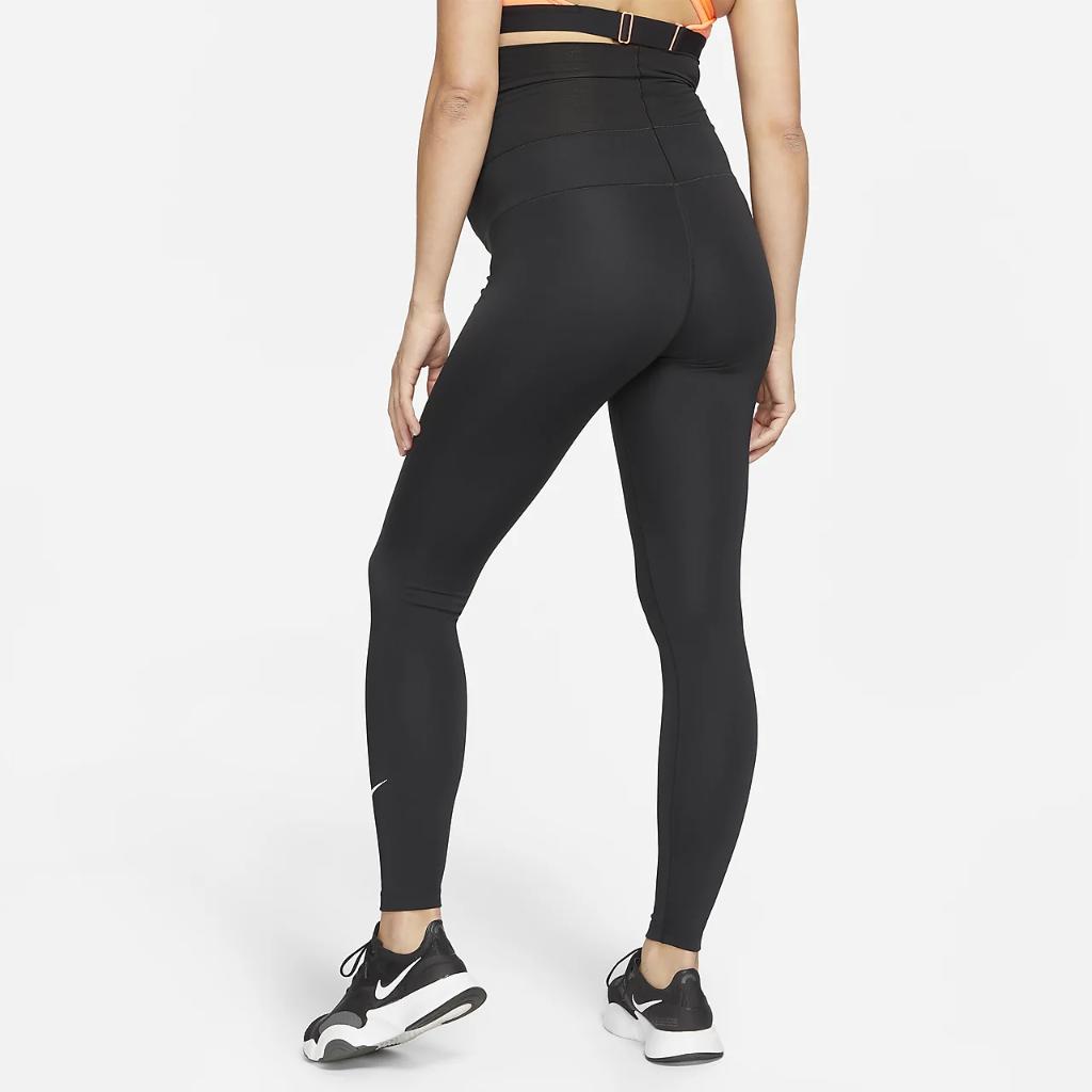 Nike One (M) Women's Leggings (Maternity) DH1587-010
