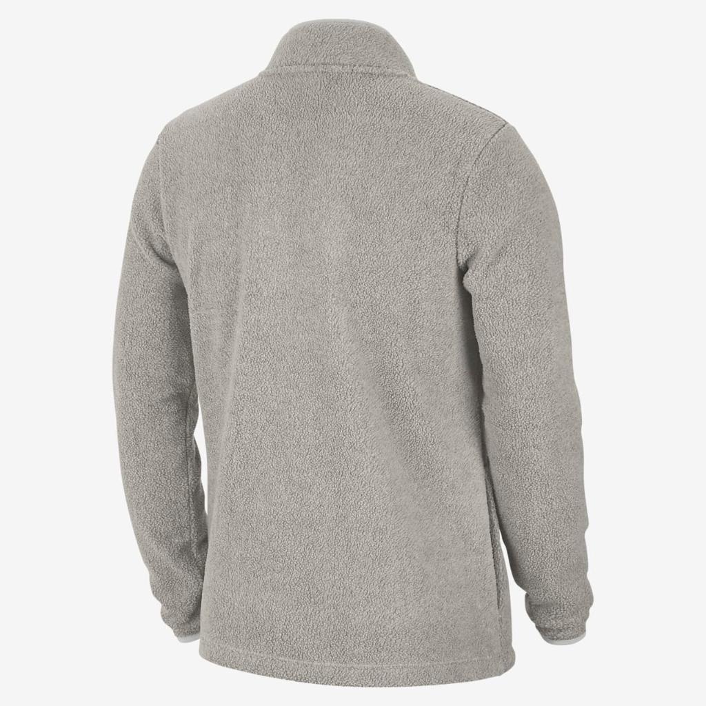 Nike College (Michigan State) 1/2-Zip Fleece DH3802-063