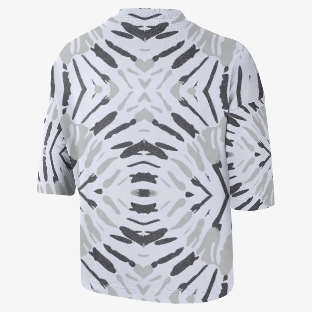Nike College (Kentucky) Women's Boxy Printed T-Shirt DH4186-100