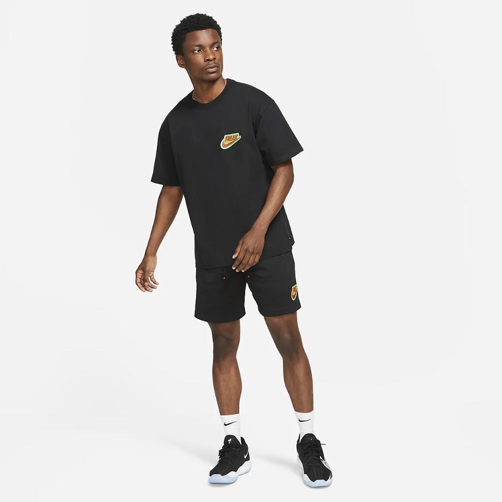 """Giannis """"Freak"""" Men's Premium Basketball T-Shirt DJ1562-010"""