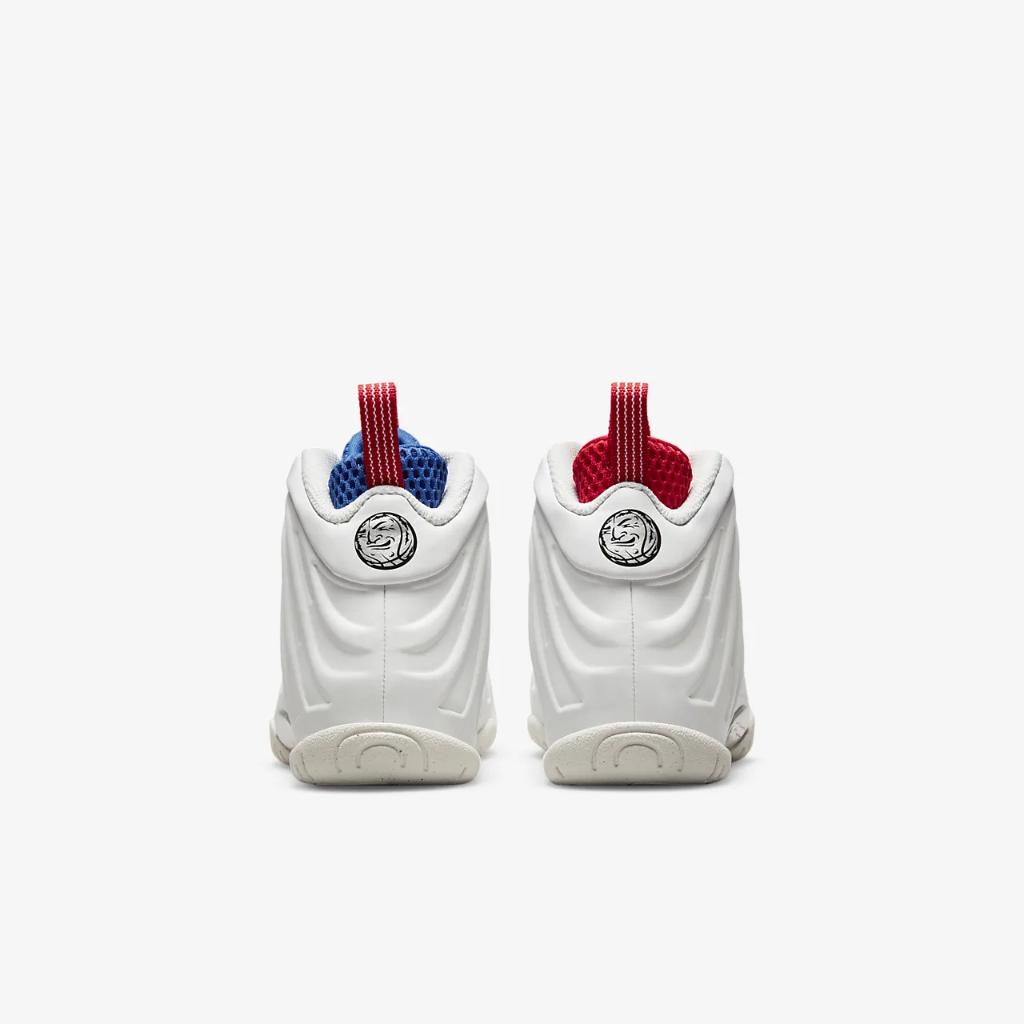 Nike Little Posite One Little Kids' Shoes DJ4025-001