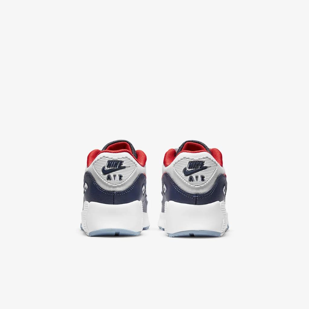 Nike Air Max 90 Little Kids' Shoe DJ5178-100