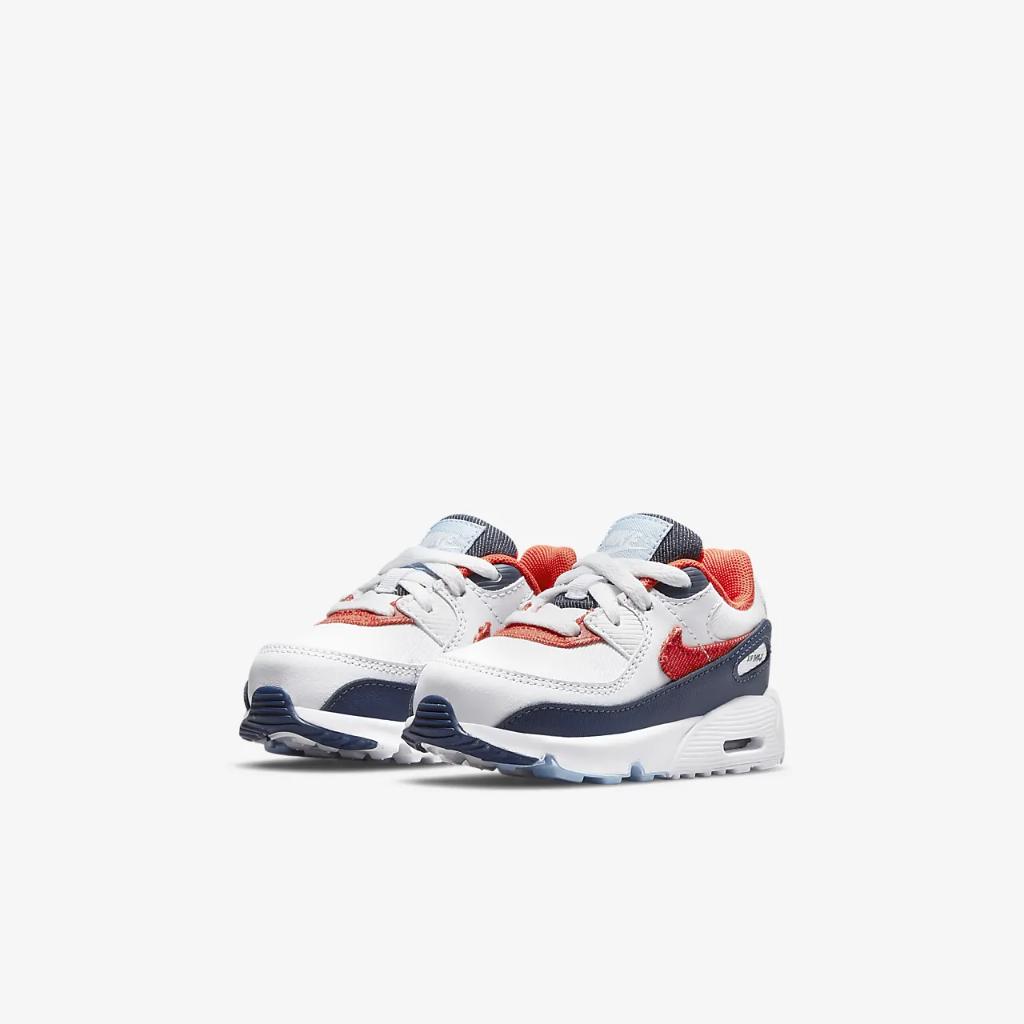 Nike Air Max 90 Baby/Toddler Shoe DJ5179-100