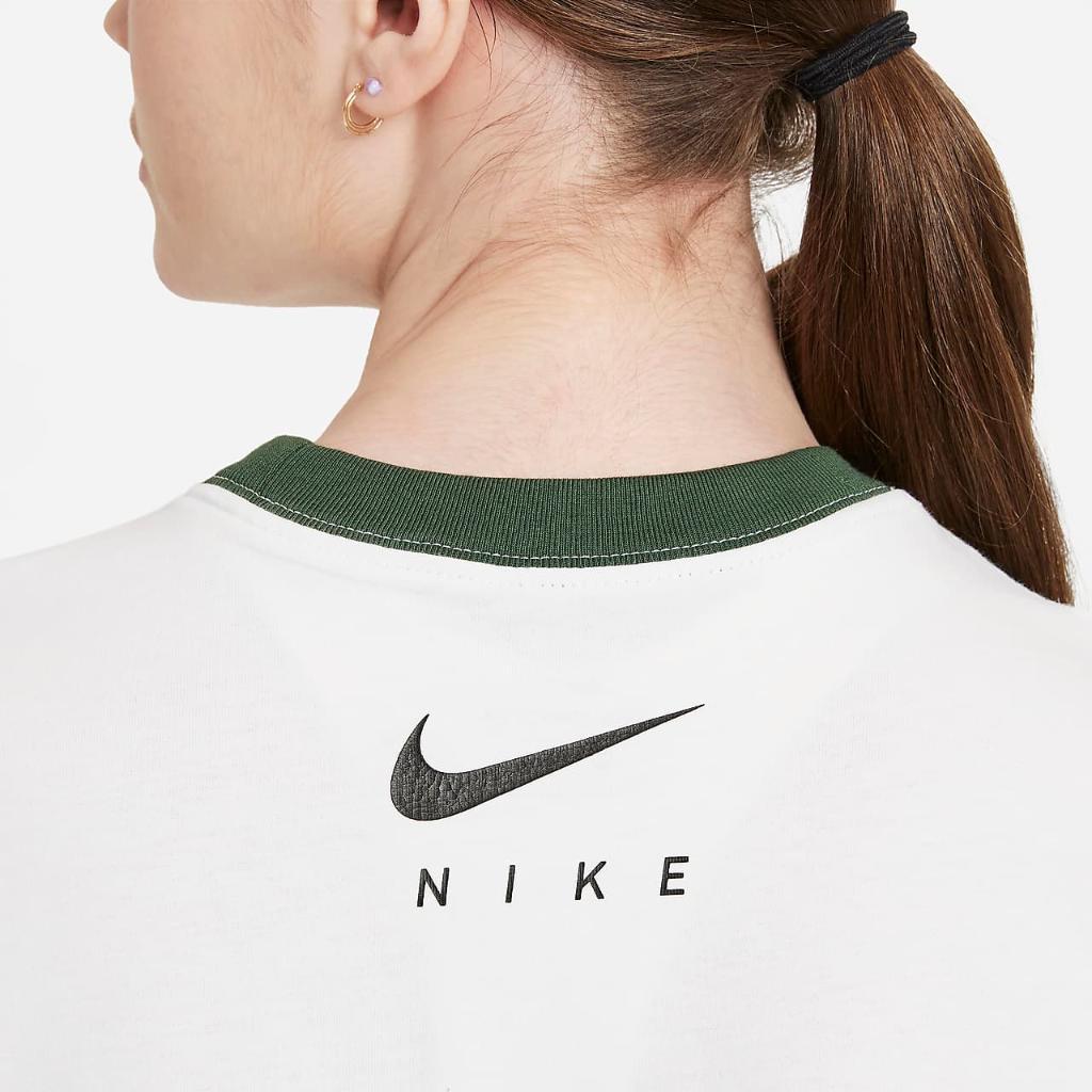 Nike Sportswear Women's Boxy T-Shirt DM8303-100