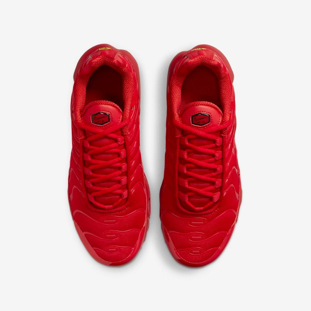 Nike Air Max Plus Big Kids' Shoe DM8877-600