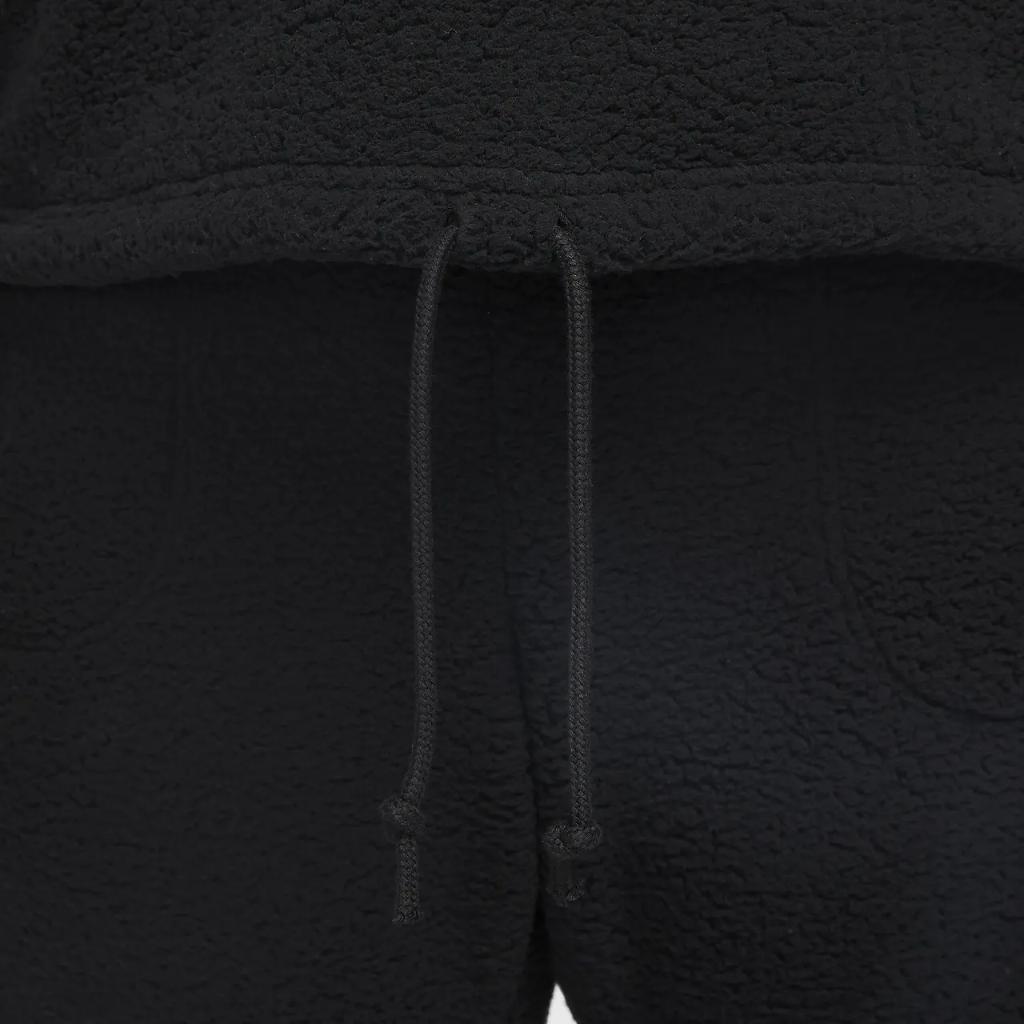 Nike Therma-FIT Women's Fleece Training Sweatshirt (Plus Size) DM9493-010