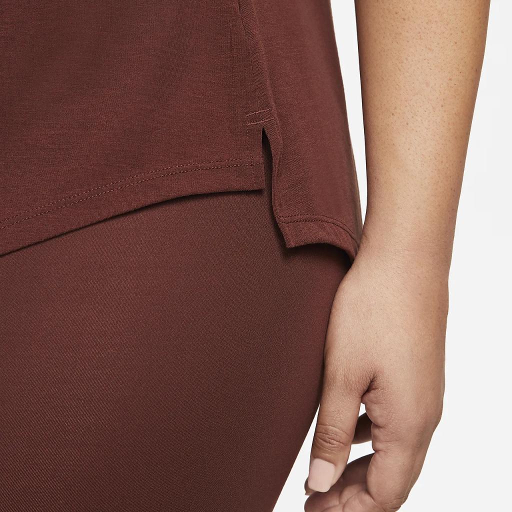 Nike Dri-FIT One Luxe Women's Standard Fit Tank (Plus Size) DN2346-273