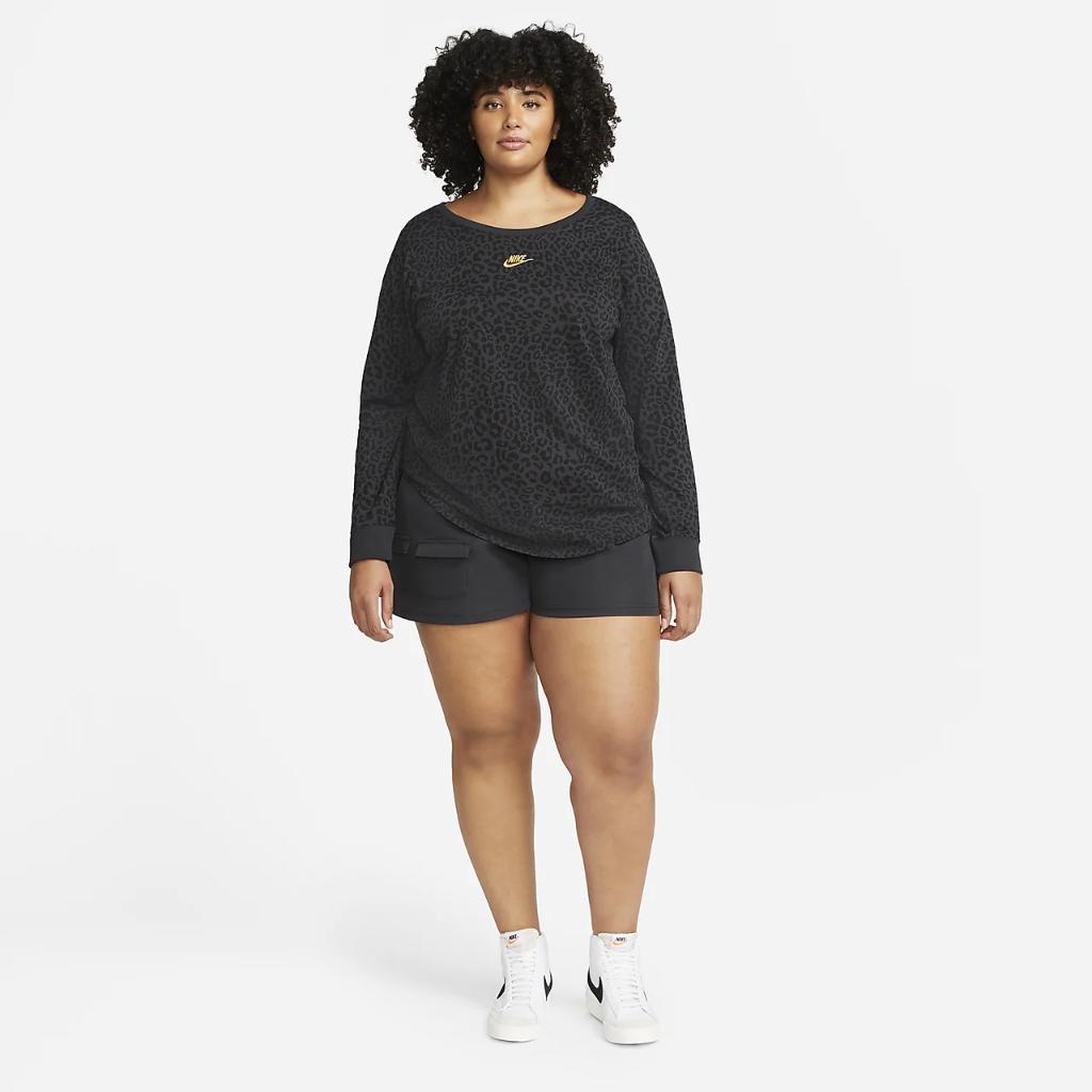 Nike Sportswear Women's Long-Sleeve T-Shirt (Plus Size) DN7723-045