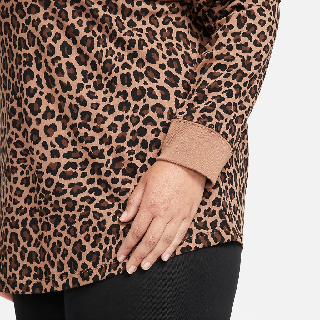 Nike Sportswear Women's Long-Sleeve T-Shirt (Plus Size) DN7723-256