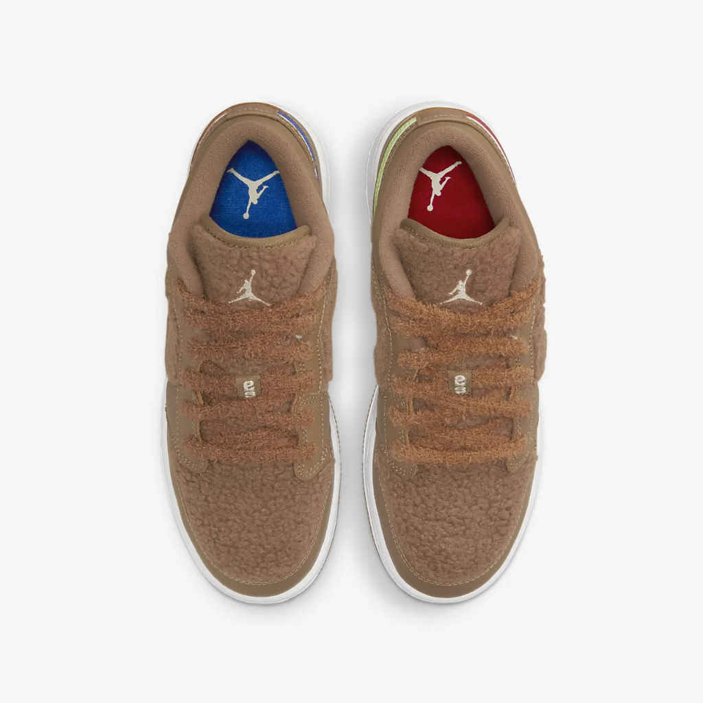 Air Jordan 1 Low Big Kids' Shoes DO2233-264
