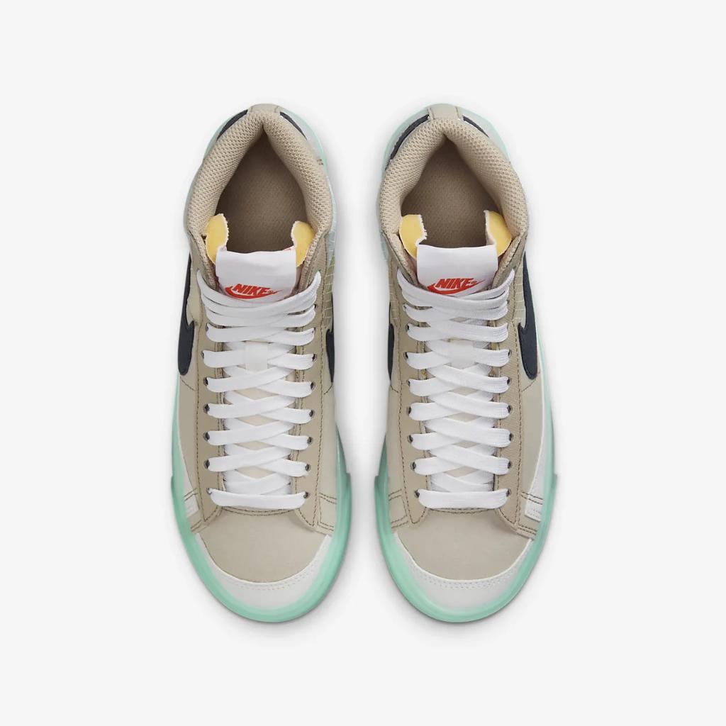 Nike Blazer Mid '77 Big Kids' Shoes DO2699-200
