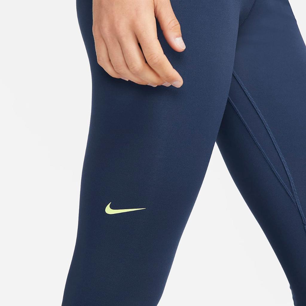Nike One Luxe Women's Mid-Rise 7/8 Leggings DO6219-410