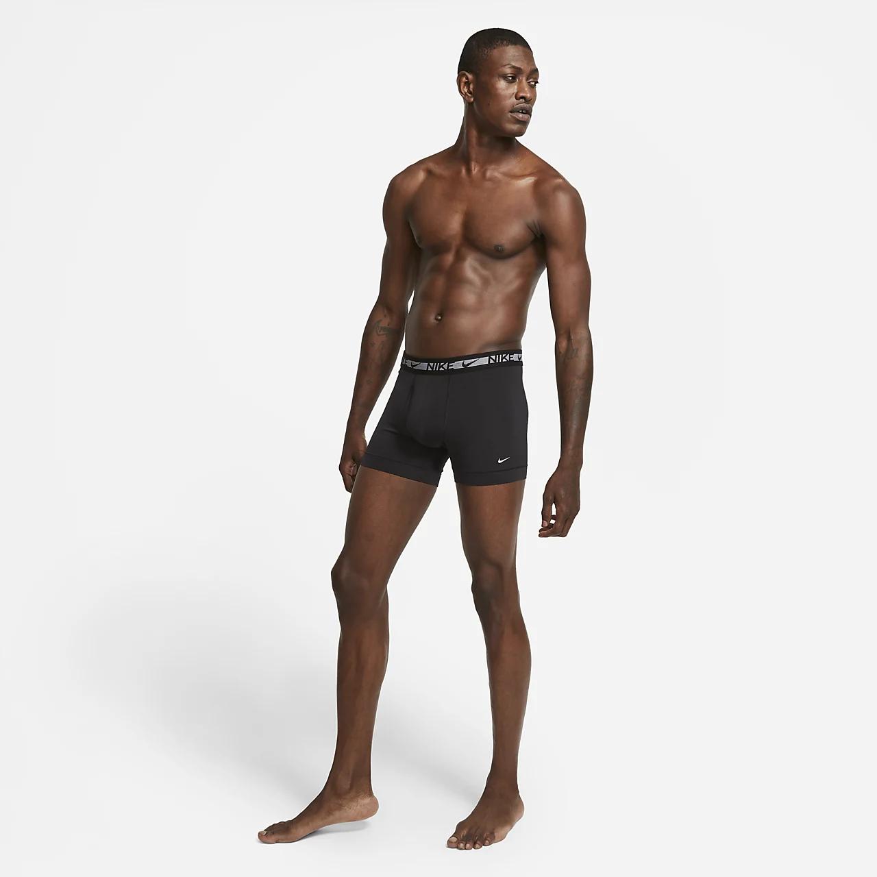 Nike Flex Micro Men's Trunks (3-Pack) KE1029-001
