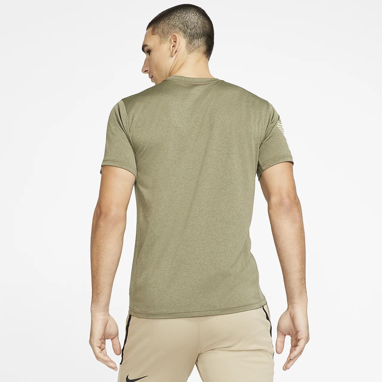나이키 드리핏 SFS 남성 티셔츠 M21418-MOV