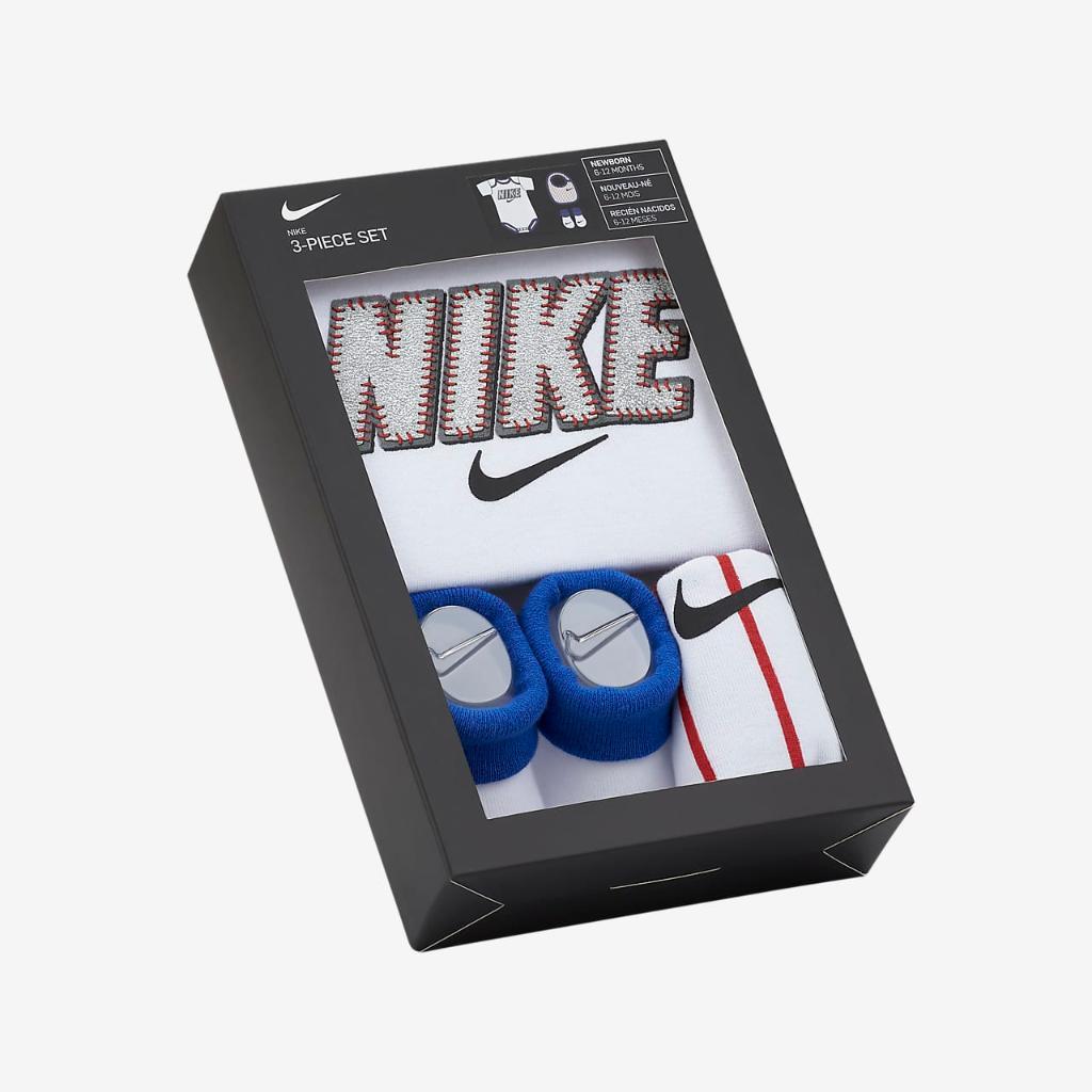 Nike Baby (6-12M) 3-Piece Set NN0623-001
