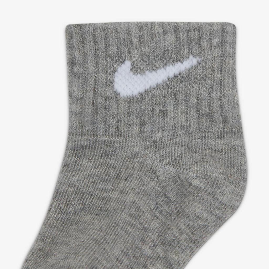 Nike Baby Ankle Socks (6 Pairs) NN0631-042