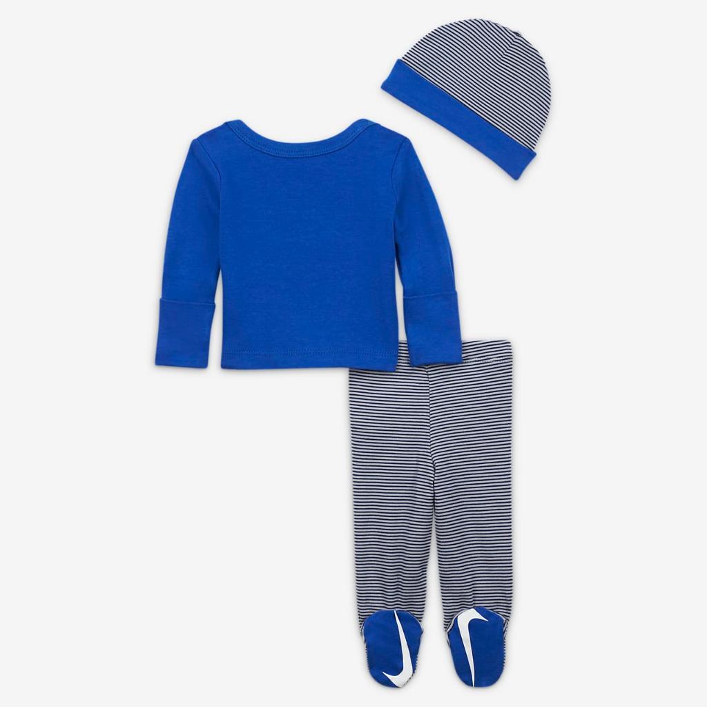 Nike Baby (Preemie-9M) 3-Piece Set P6H467-U89