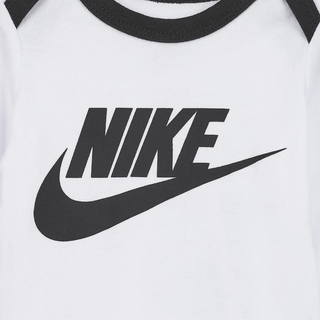 Nike Baby (Preemie-9M) 3-Piece Set P6H572-GEH