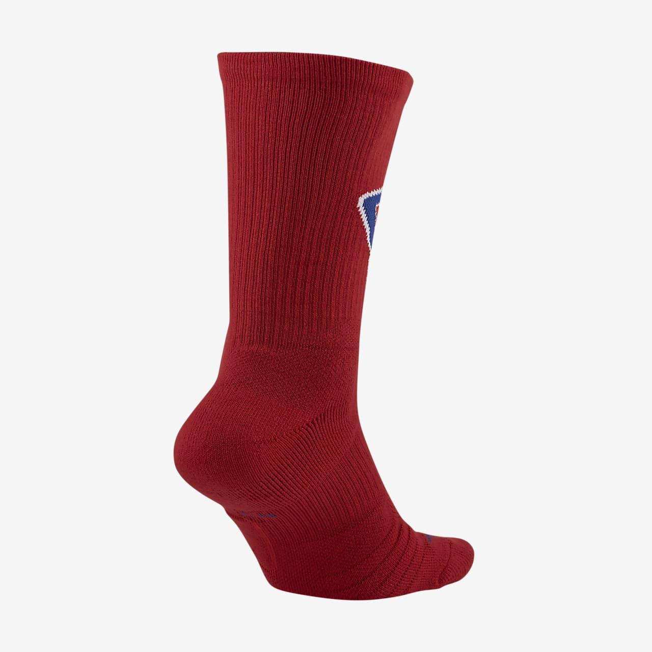 Los Angeles Clippers Elite Nike NBA Crew Socks SK0170-657