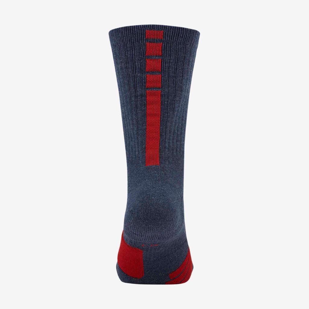 Nike Elite Crew Basketball Socks SX7622-410