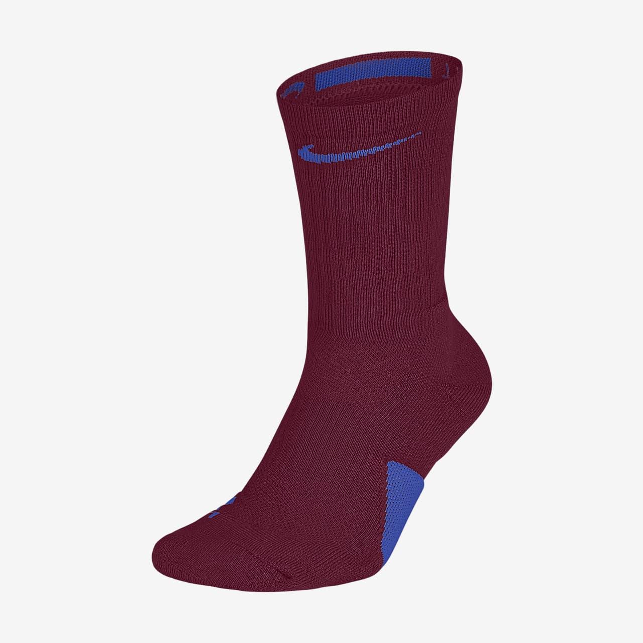 Nike Elite Crew Basketball Socks SX7622-638